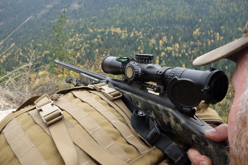 how to level a scope